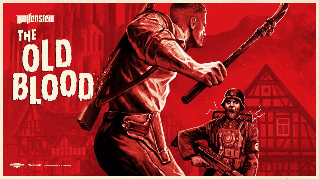 Wolfenstein The Old Blood wallpapers HD