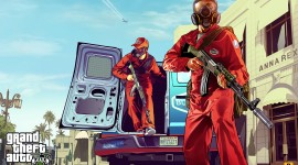 Grand Theft Auto 5 Pics