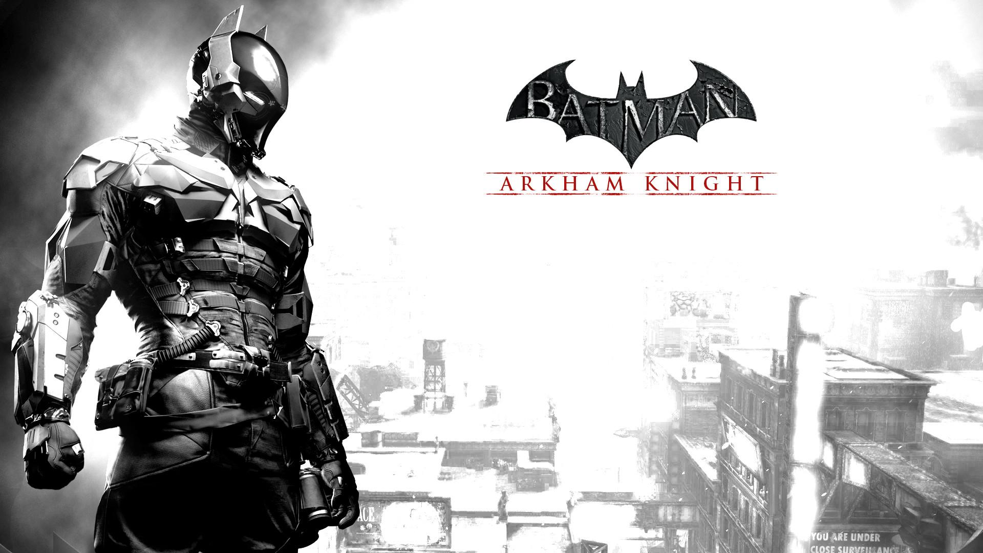Batman Arkham Knight 2015 Video Game 4k Hd Desktop: Batman Arkham Knight Wallpapers High Quality