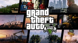 Grand Theft Auto 5 HD Wallpapers