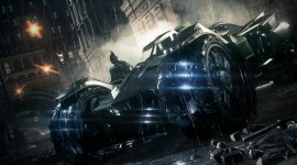 Batman Arkham Knight  HD Wallpaper