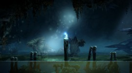 Ori And The Blind Forest background