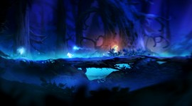 Ori And The Blind Forest HD Wallpaper