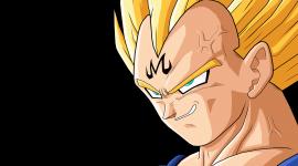 Dragon Ball Z Vegeta HD Wallpaper