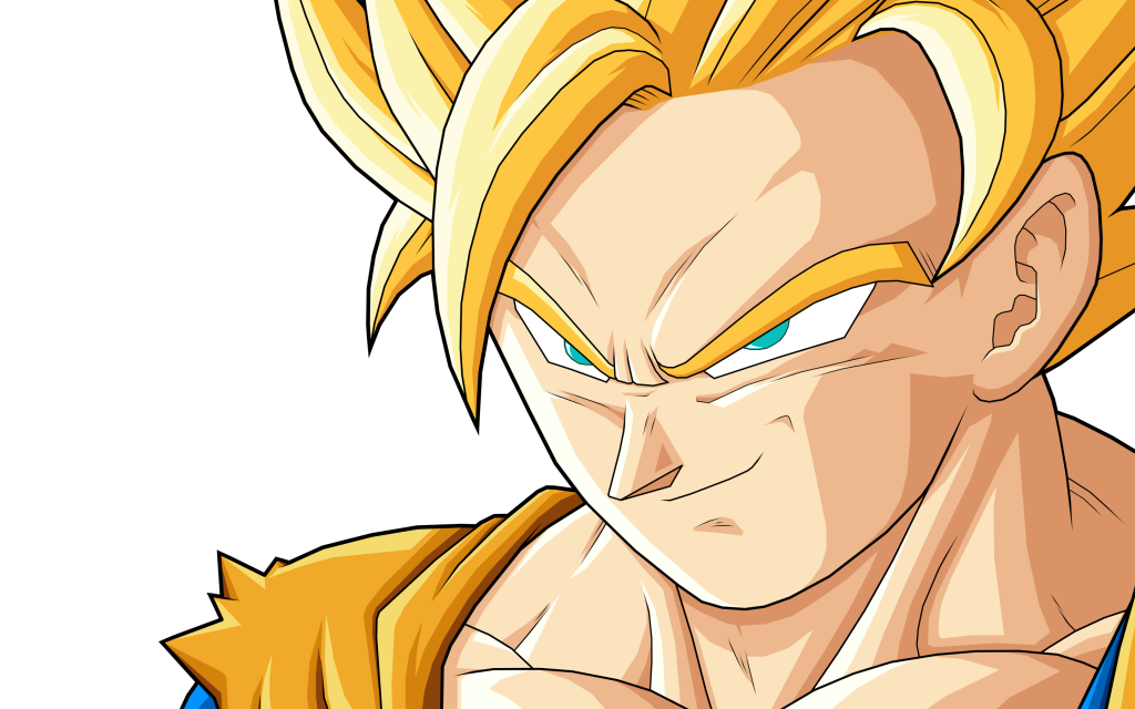 Dragon Ball Z Goku wallpapers HD