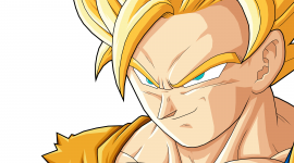 Dragon Ball Z Goku High quality wallpapers