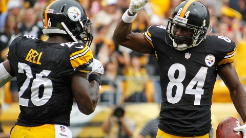 Antonio Brown wallpapers high quality