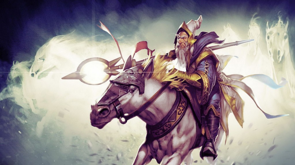 Dota 2 wallpapers HD