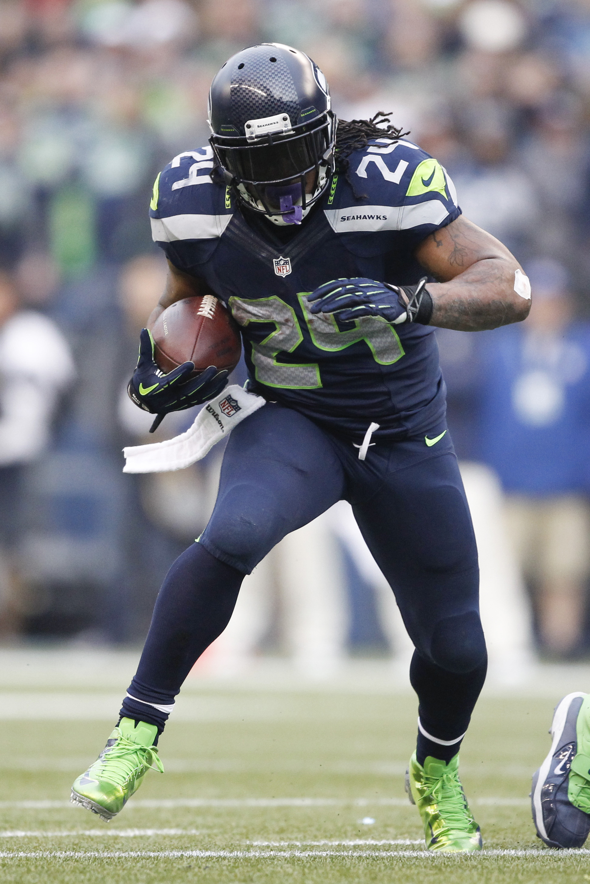 Marshawn Lynch Wallpapers High Quality