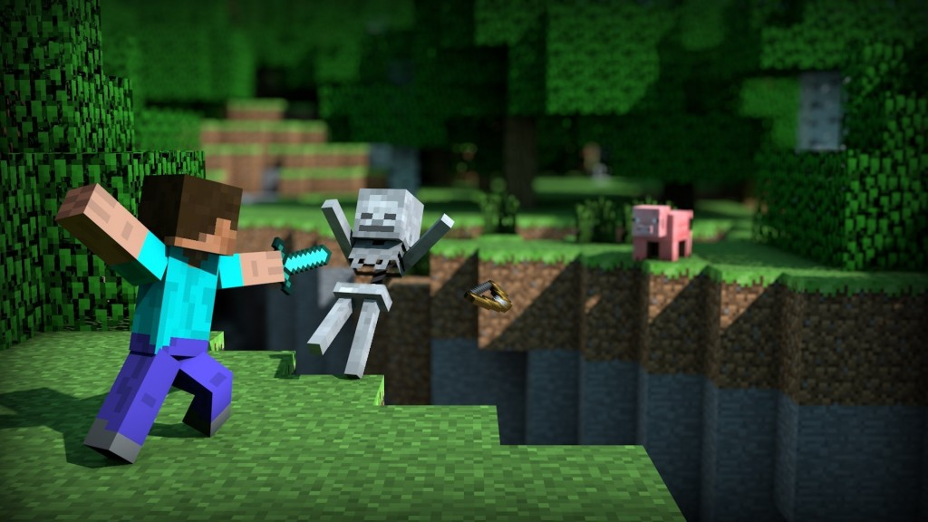 Minecraft wallpapers HD