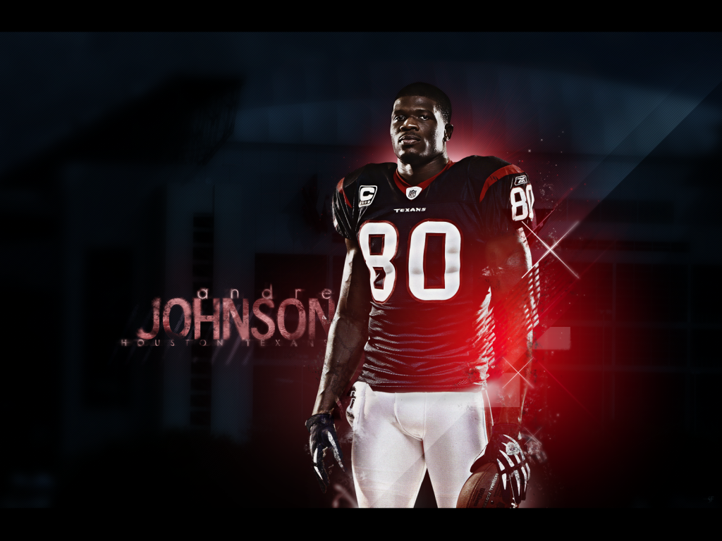 Andre Johnson wallpapers HD