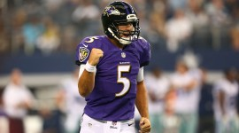 Joe Flacco Photos