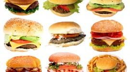 Burgers Wallpaper