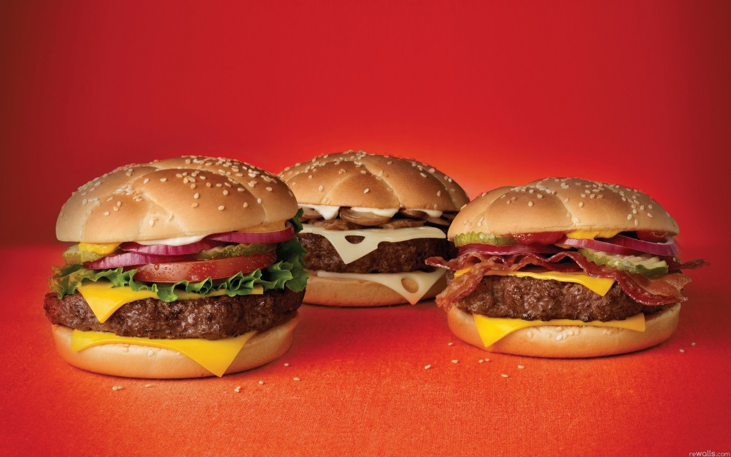 Burgers wallpapers HD