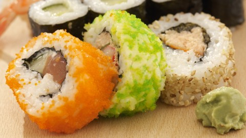 Sushi wallpapers high quality