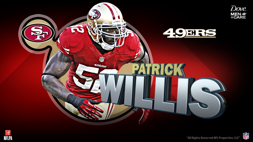 Patrick Willis wallpapers HD