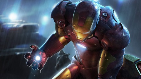 Iron Man wallpapers high quality