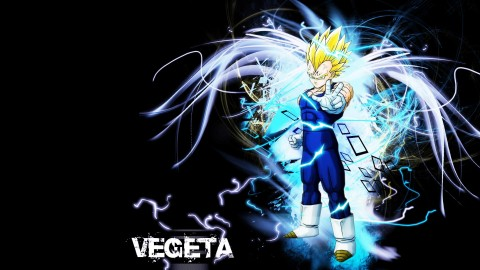 Dragon Ball Z Vegeta wallpapers high quality