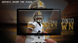 Antonio Brown HD