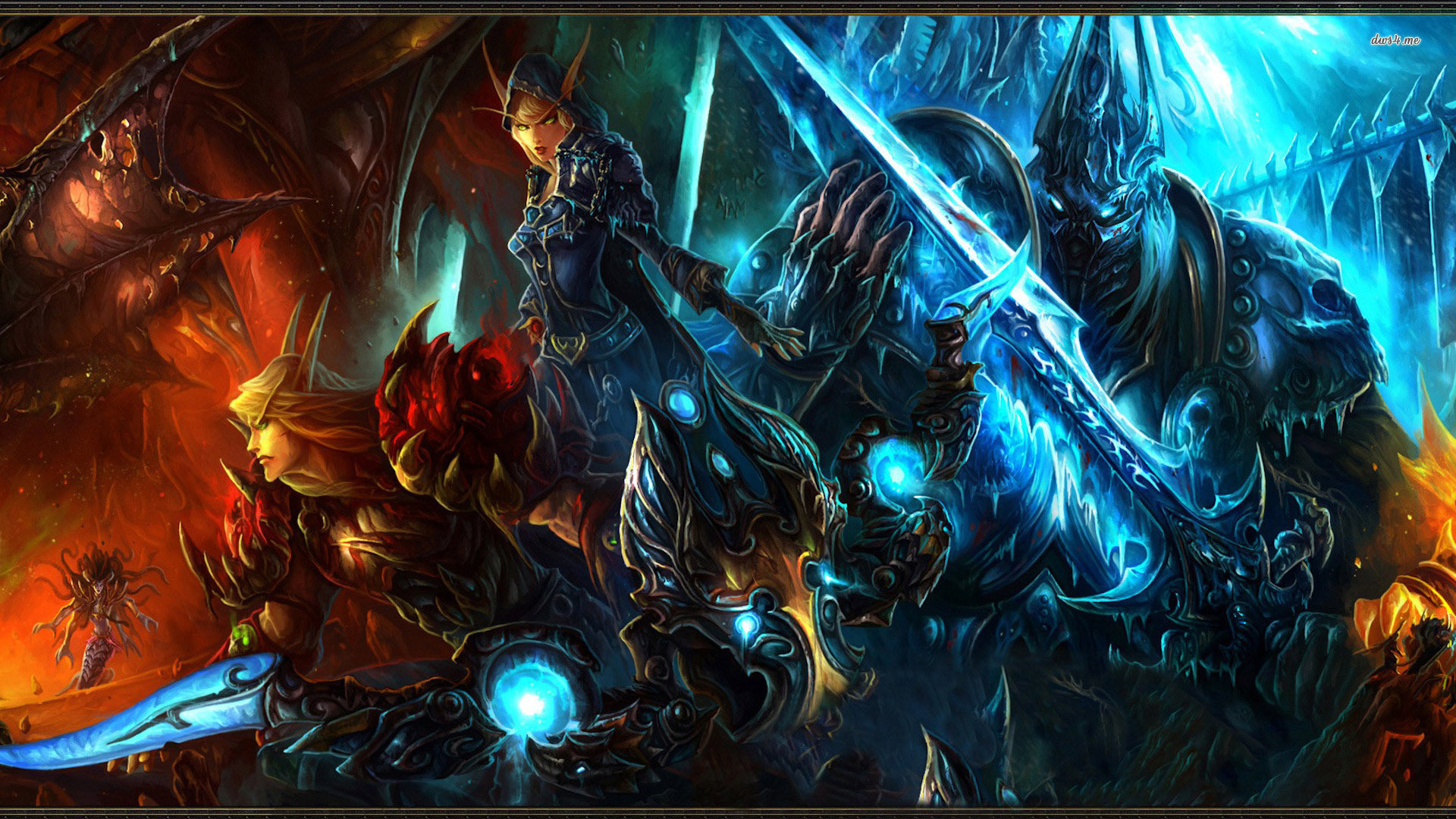 wallpaperworld of warcraft - photo #28