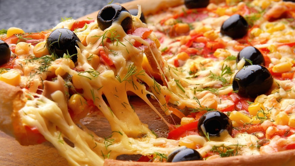Pizza Wallpapers High Quality