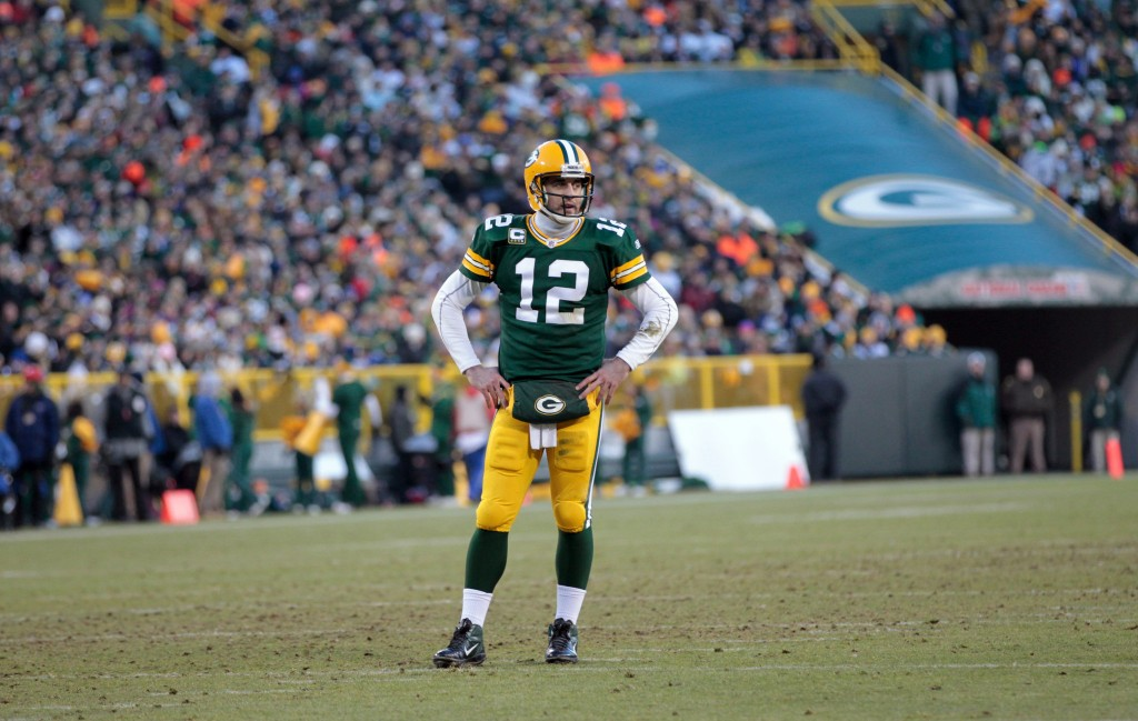 Aaron Rodgers wallpapers HD
