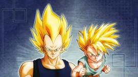 Dragon Ball Z Vegeta background