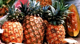 Pineapples High Definition