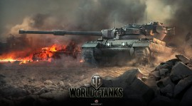 World Of Tanks background