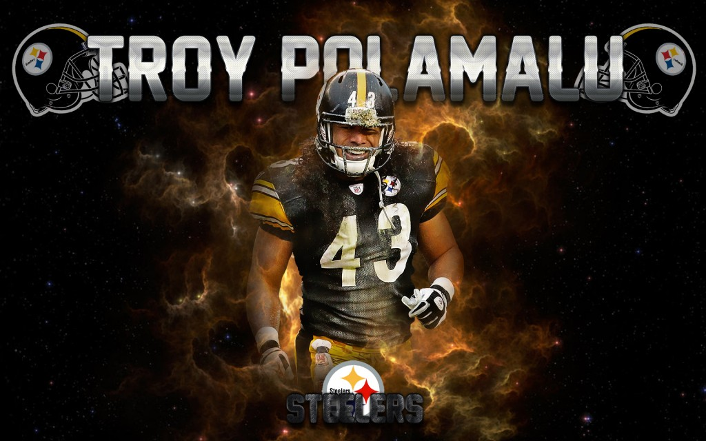 Troy Polamalu wallpapers HD