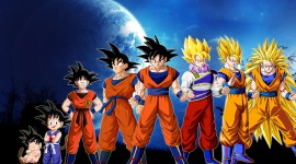 Dragon Ball Z Goku HD Wallpaper