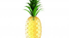 Pineapples Widescreen