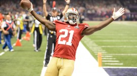 Frank Gore Images