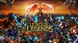 League Of Legends 4K