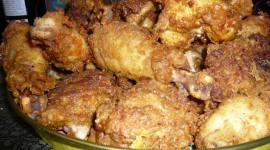 Fried Chicken High Definition