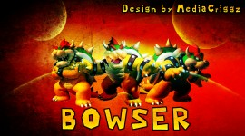 Bowser High quality wallpapers