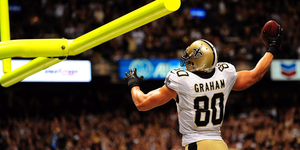 Jimmy Graham wallpapers HD