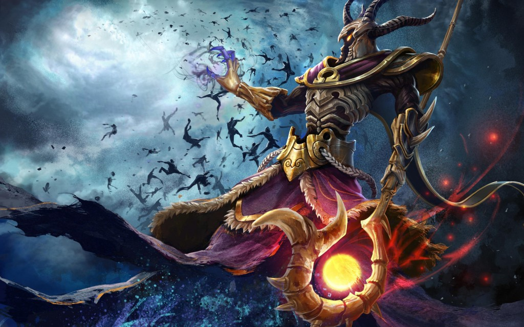 Smite wallpapers HD