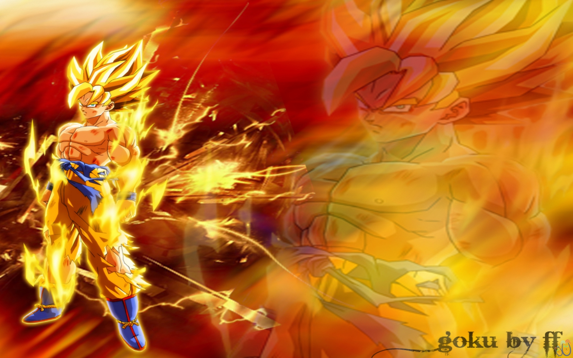 Dragon ball z goku wallpapers high quality download free - Hd dragon ball z images ...