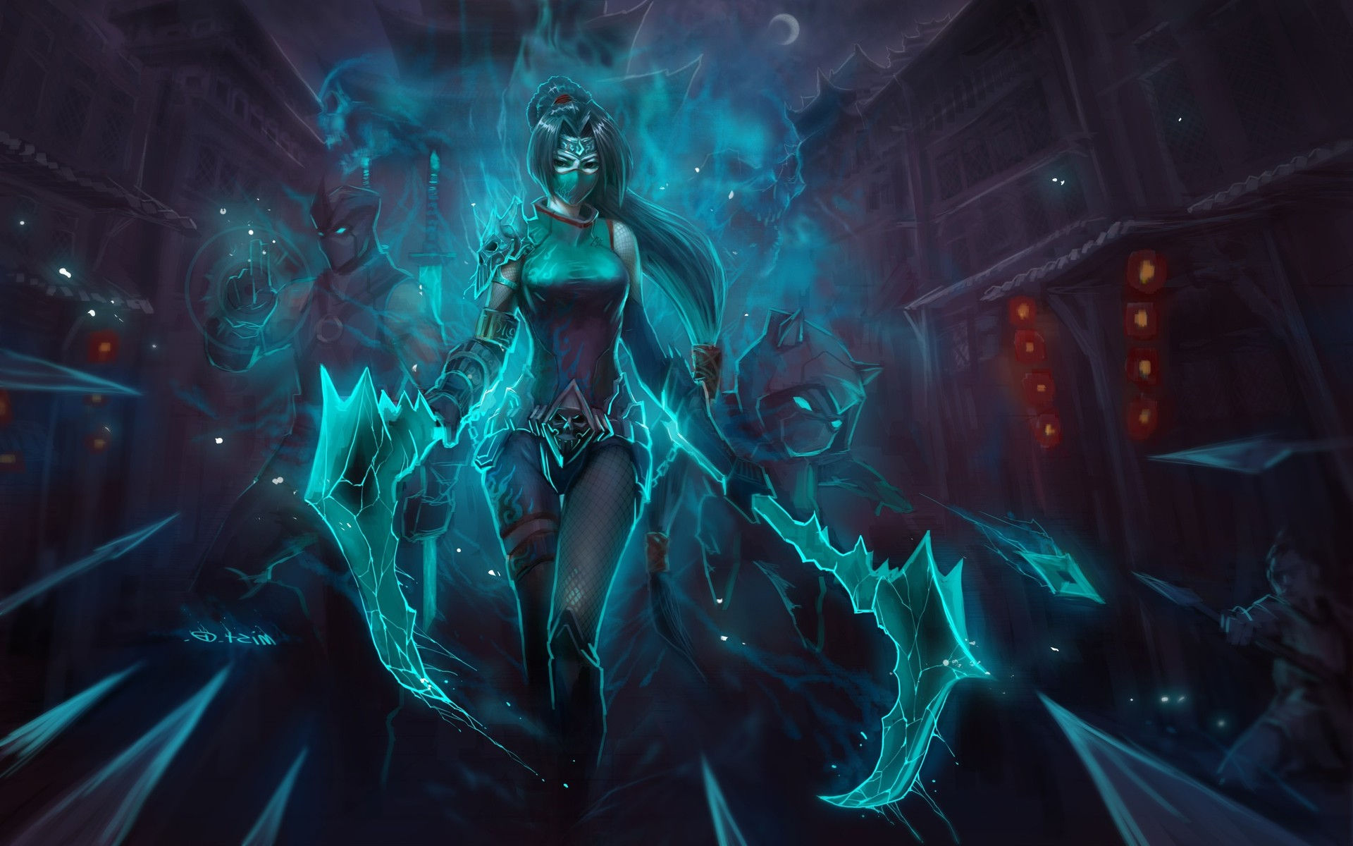 League Of Legends Wallpapers High Quality Download Free