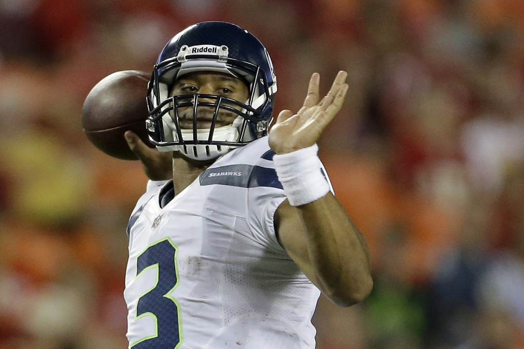Russell Wilson wallpapers HD
