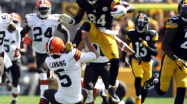 Antonio Brown Photos