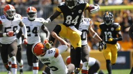 Antonio Brown Images