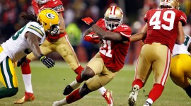 Frank Gore HD Wallpaper