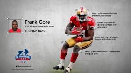 Frank Gore Widescreen