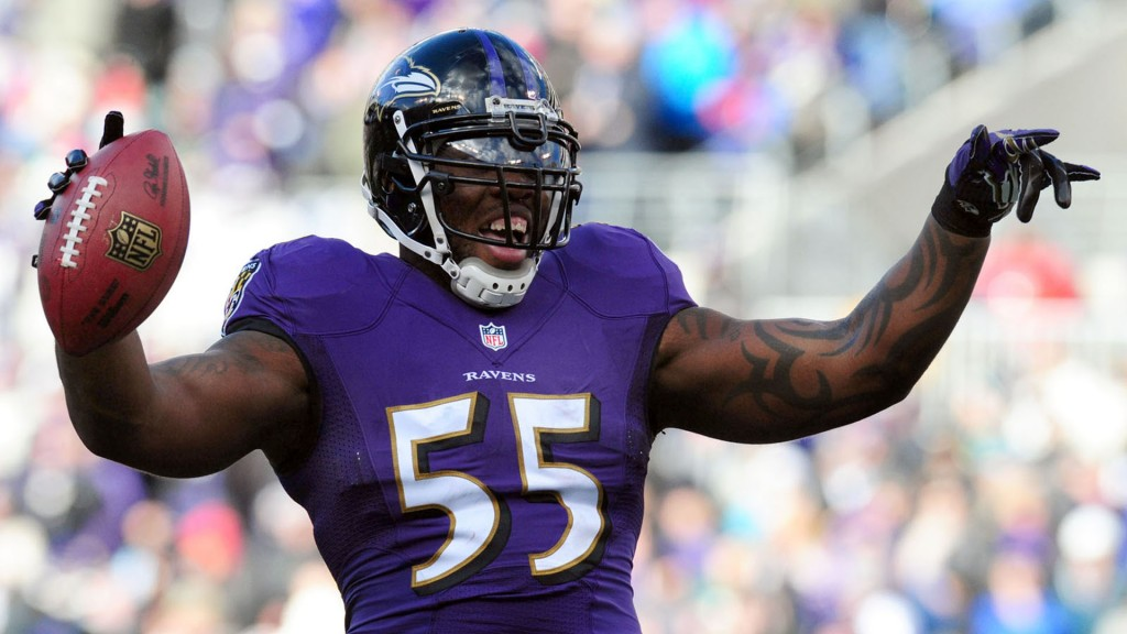 Terrell Suggs wallpapers HD