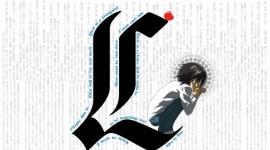L  Death Note Photos