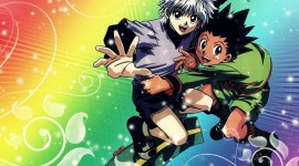 Hunter X Hunter Wide wallpaper