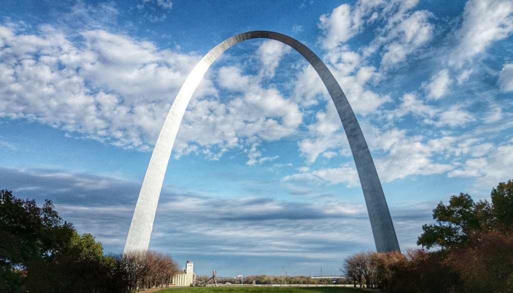 Gateway Arch wallpapers HD