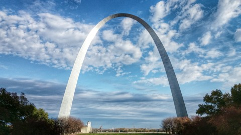 Gateway Arch wallpapers high quality